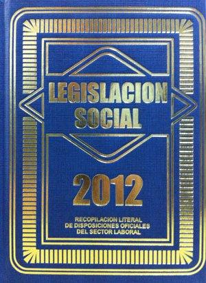 Legislación Social 2012