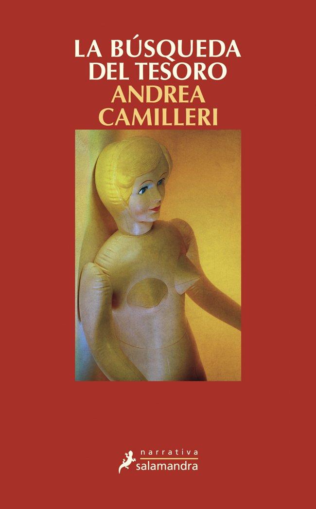 """""""La Busqueda del Tesoro"""" de Andrea Camillieri"""